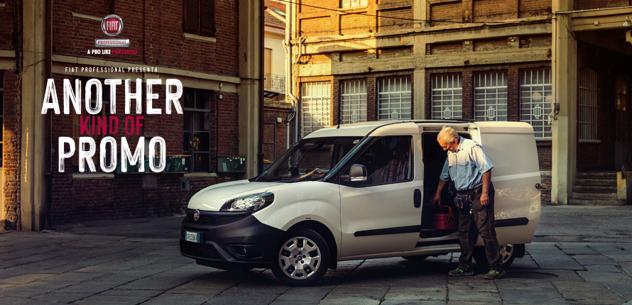 Fiat Professional – Another kind of promo