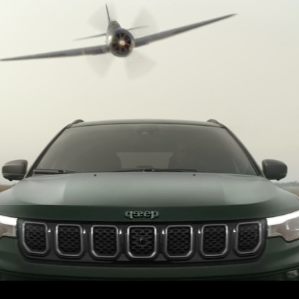 Jeep Compass – The ScreenPlay